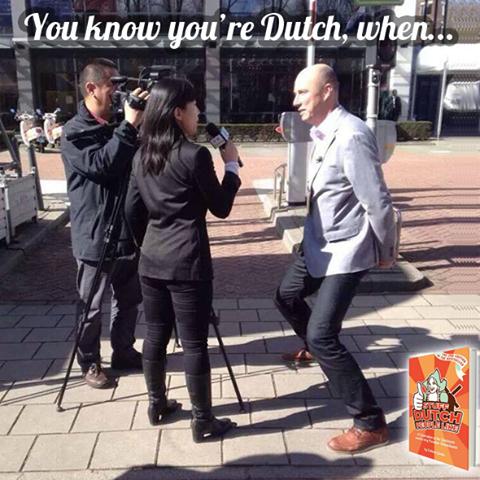 Holandia, przeciętny wzrost mężczyzny