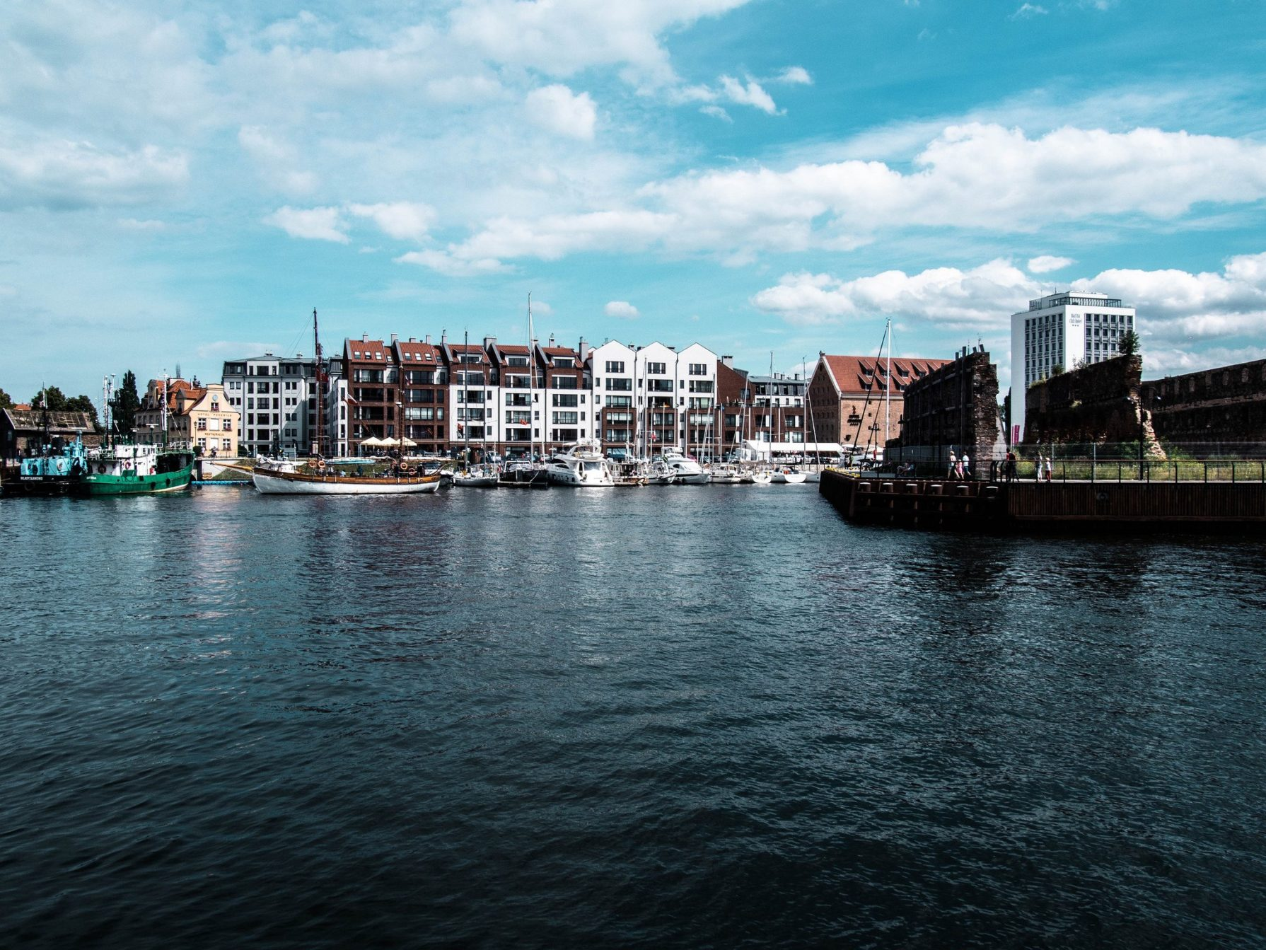 Gdańsk, Marina [zdjęcia]