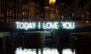 Amsterdam Light Festival – święto iluminacji [Duże zdjęcia]