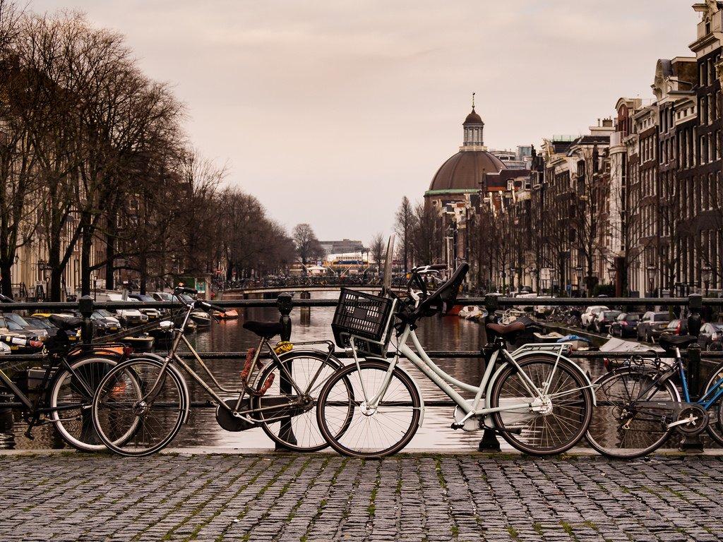Amsterdam, Jordaan, Singel [zdjęcia]