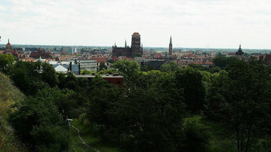Gdańsk - Góra Gradowa [zdjęcia]