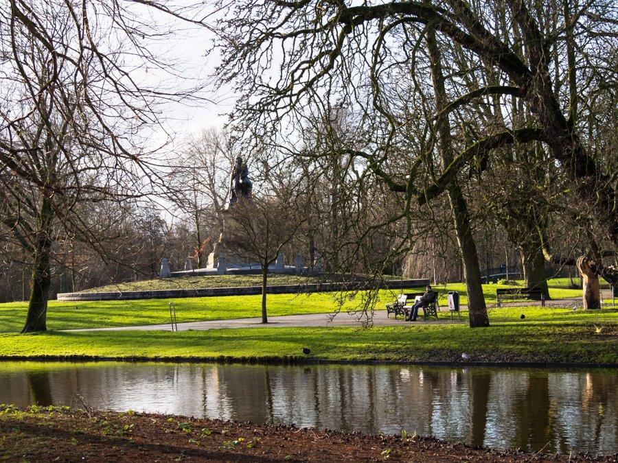 Amsterdam, Vondelpark, Zdjęcia