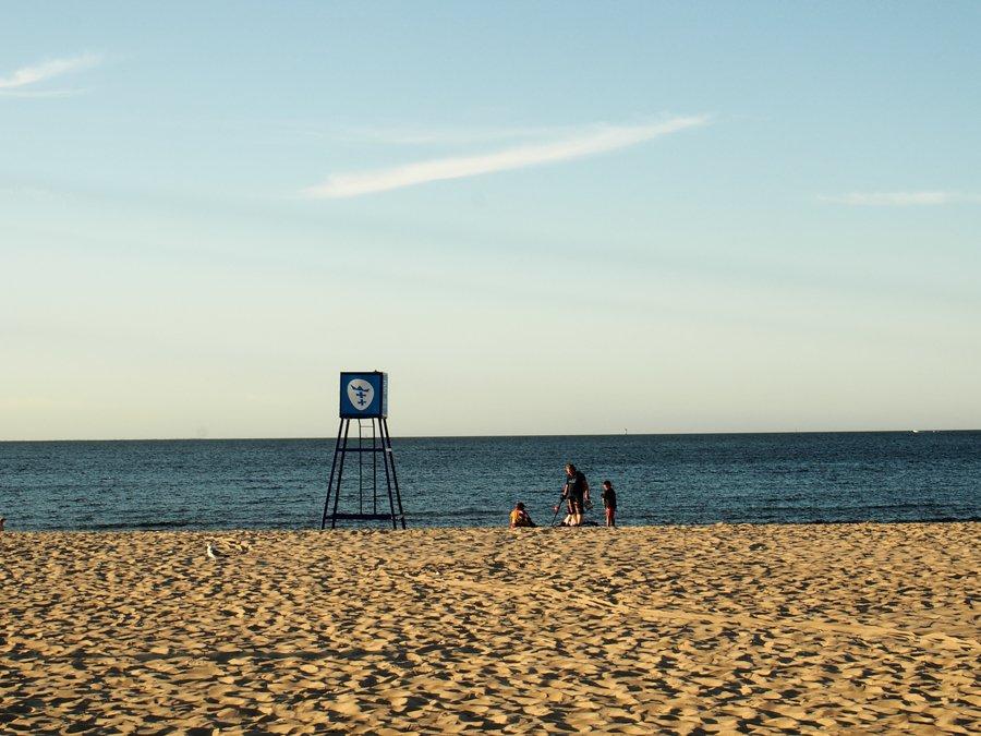 Gdańsk, Plaża Stogi [zdjęcia]