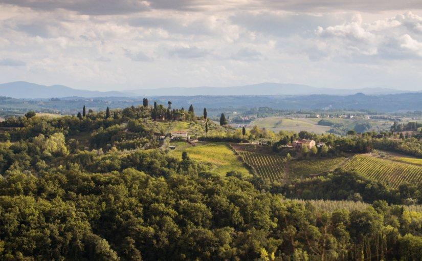 Toskania blog podróżniczy
