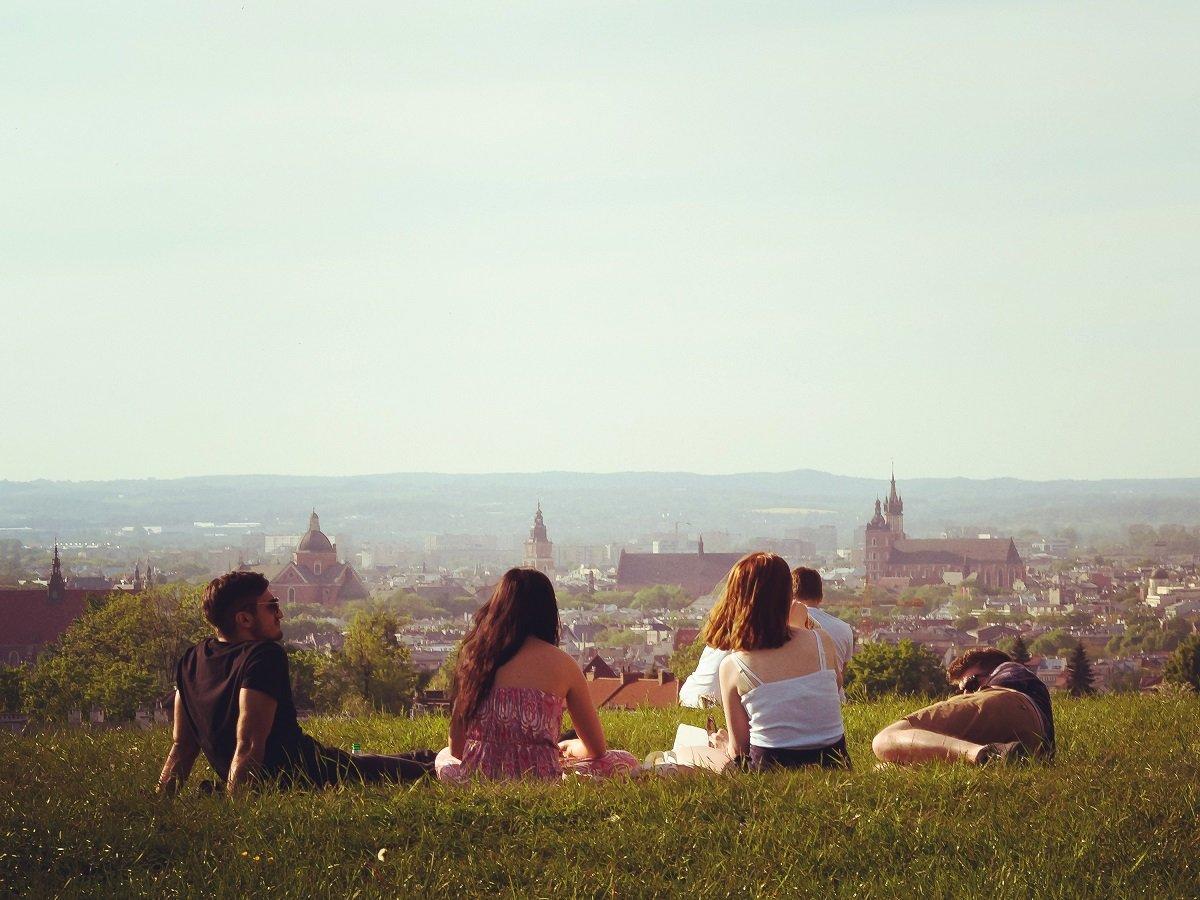 Kraków - ciekawe miejsca, nieznane miejsca, panorama, co fotografować - Kopiec Krakusa