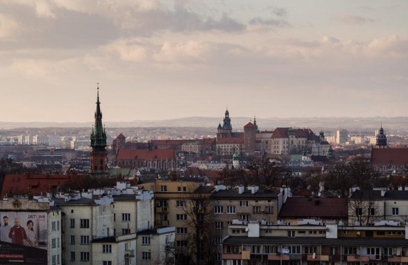 (Nie)znany Kraków: Kopiec Krakusa