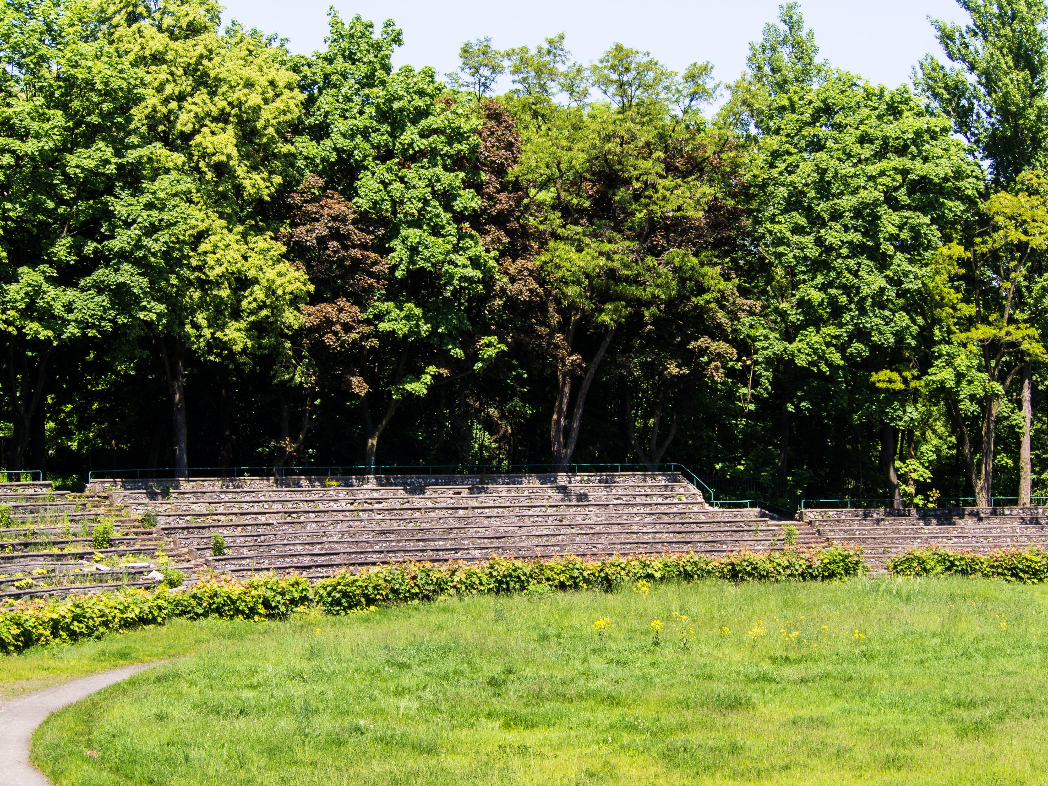 Kraków - ciekawe miejsca, nieznane miejsca - Stadion Korony Kraków
