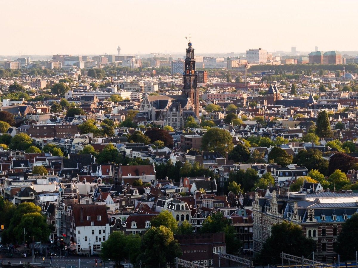 Amsterdam - panorama