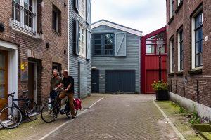 Westelijke Elianden ciekawe miejsca w Amsterdamie