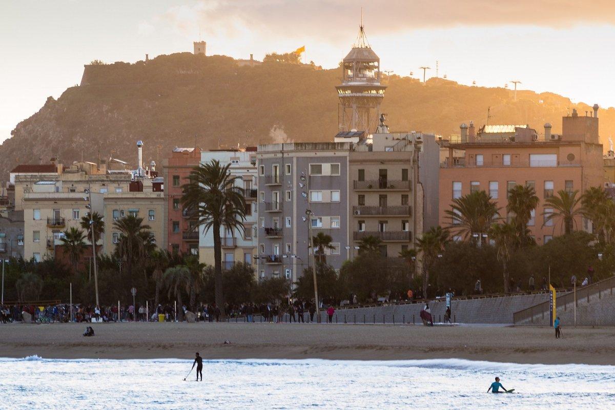 Barcelona zdjęcia blog podróżniczy