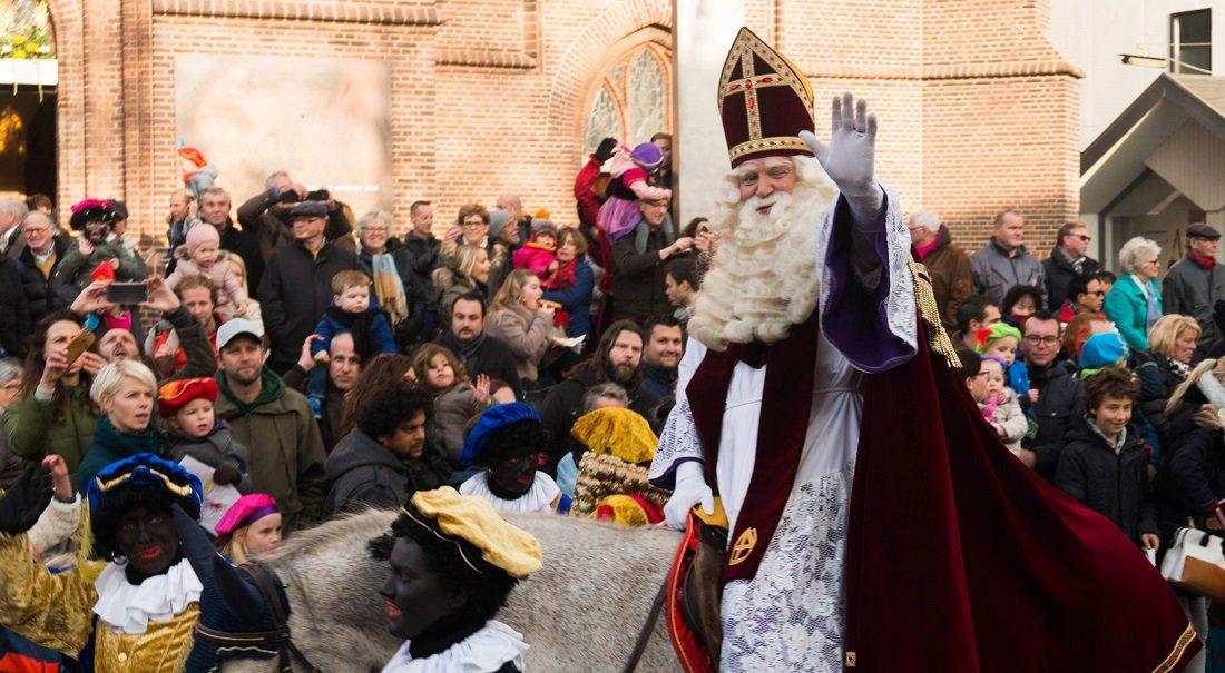 Św. Mikołaj, Holandia i 10 Hiszpanów