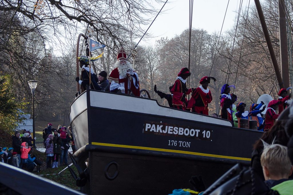 św. Mikołaj w Holandii