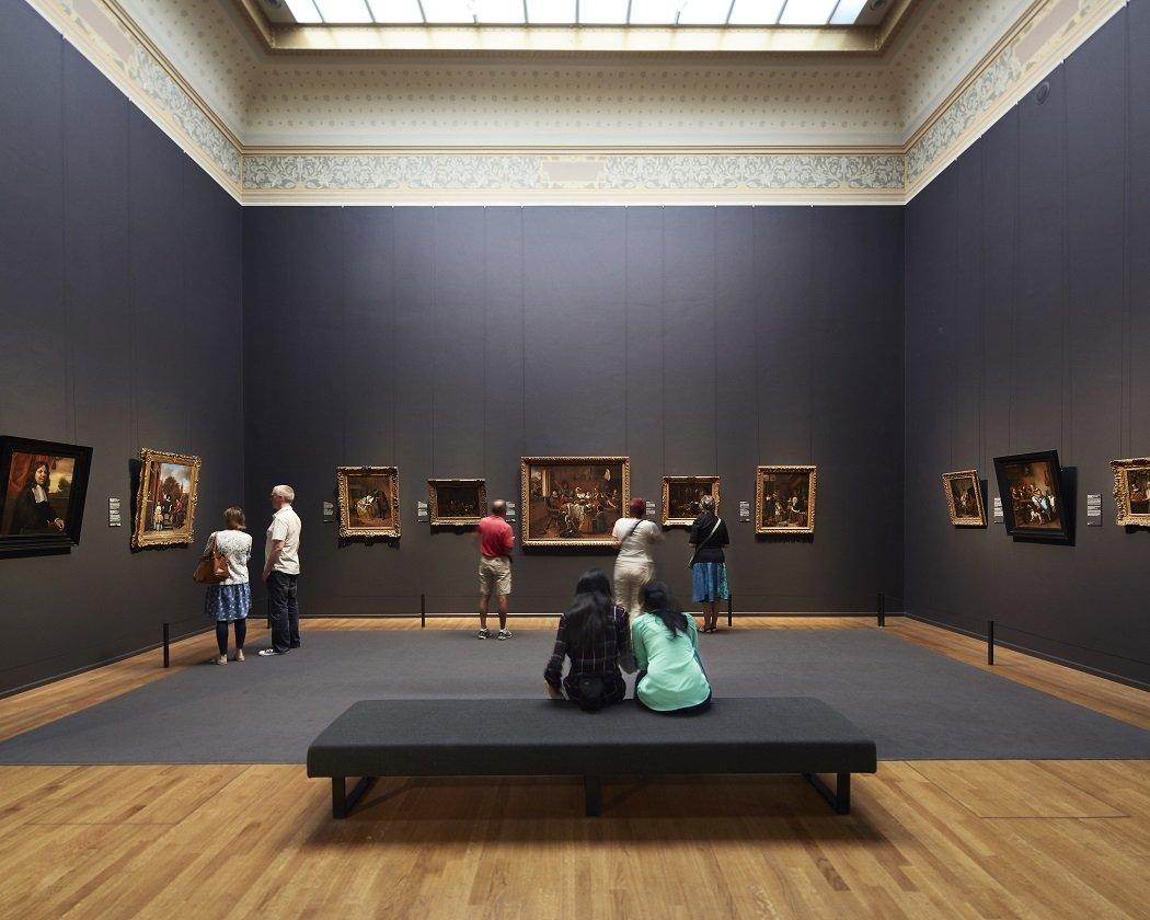 Amsterdam, Rijksmuseum - Erik Smits