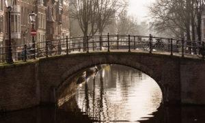 Czy warto jechać do Amsterdamu w zimie?