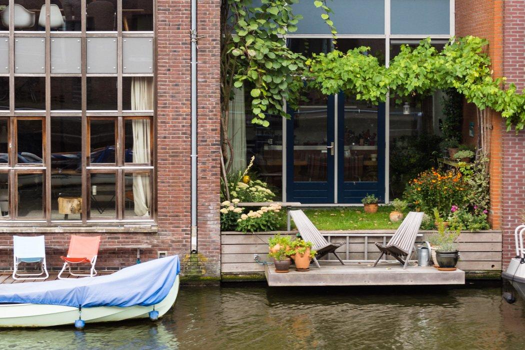 Amsterdam, Borneo Eiland