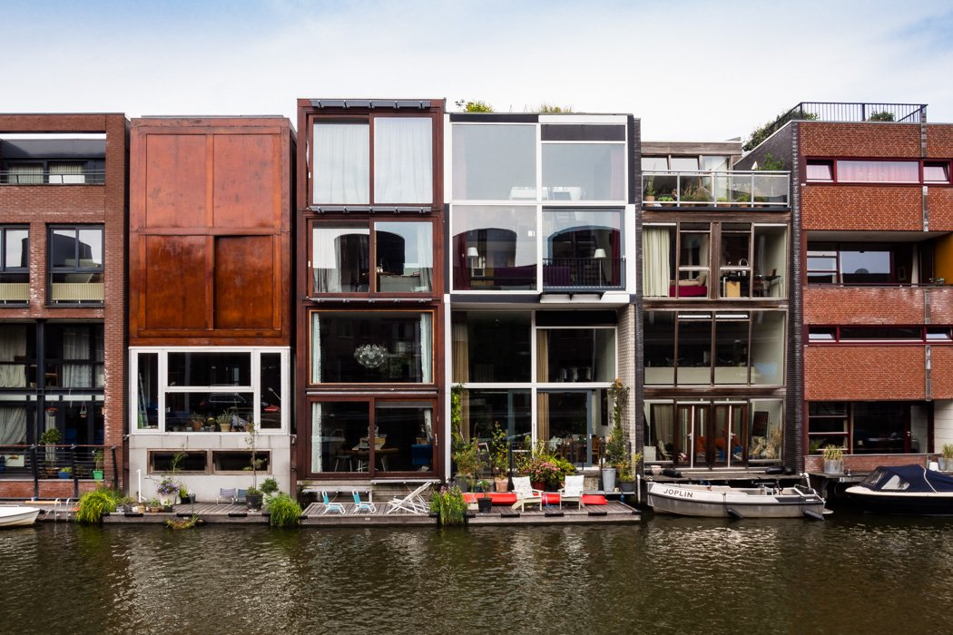 Amsterdam Borneo Eiland
