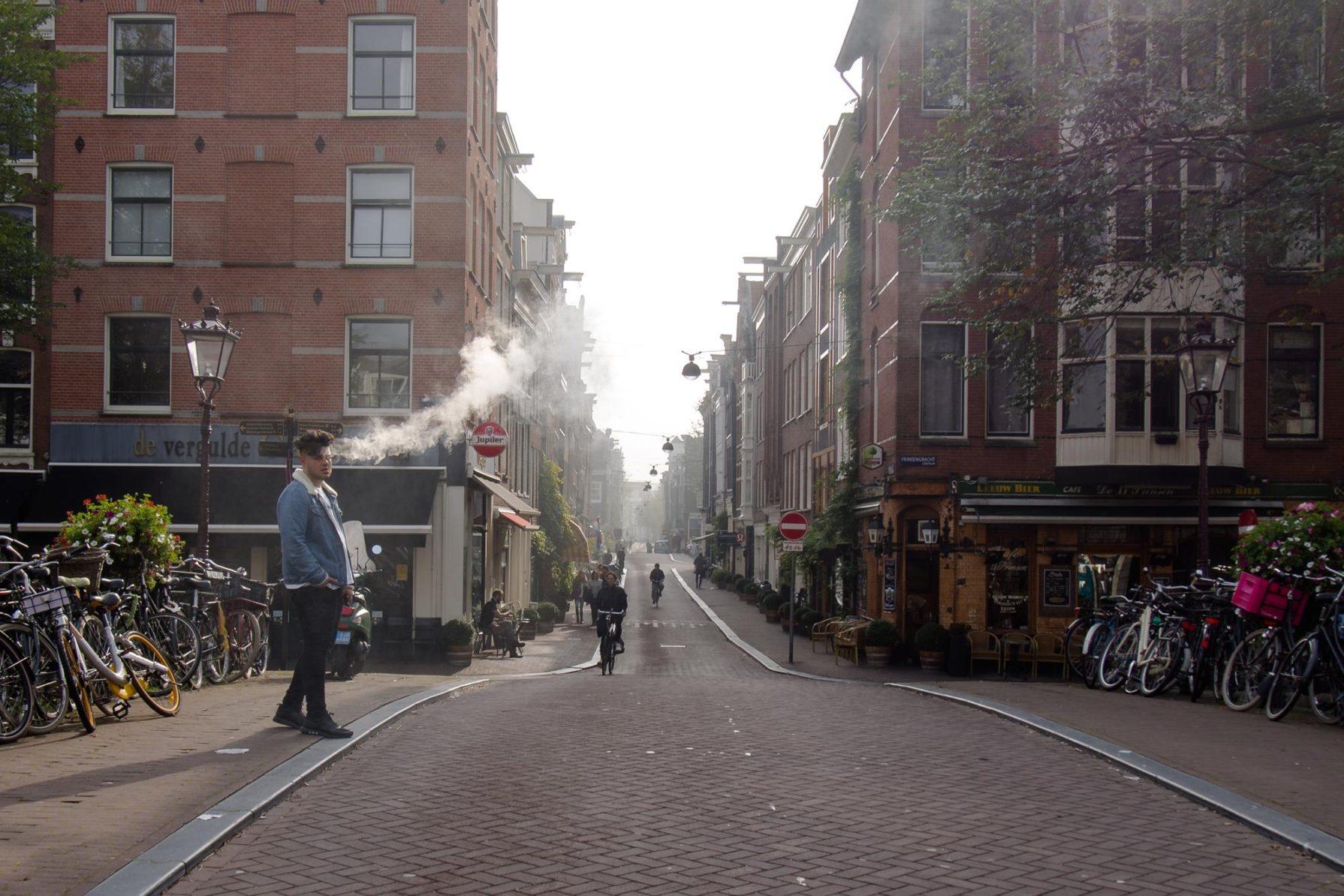 Amsterdam zdjęcia z podróży