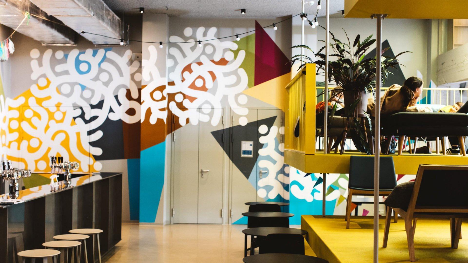 Fajne Łóżko: czyli rzecz o hostelach w Holandii