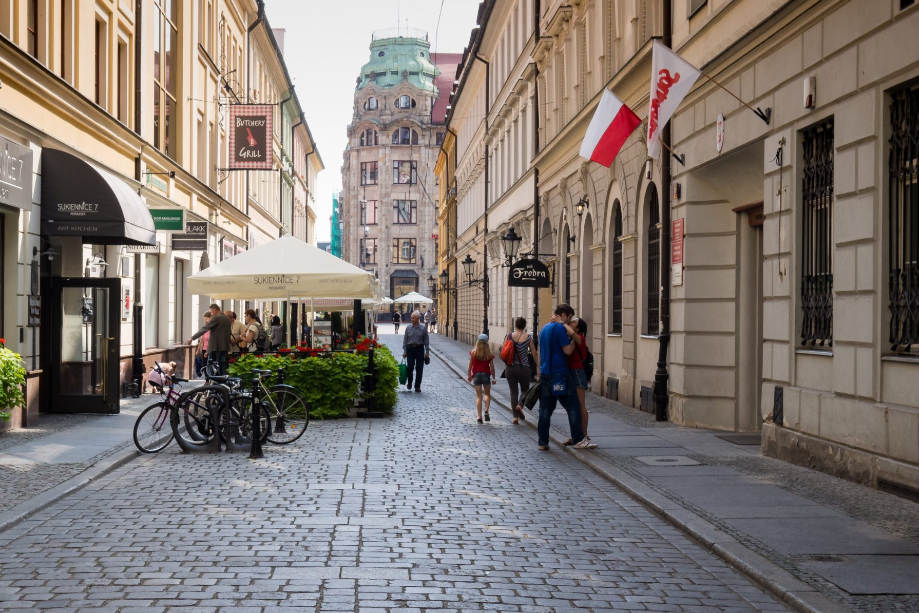 Wrocław blog podróżniczy