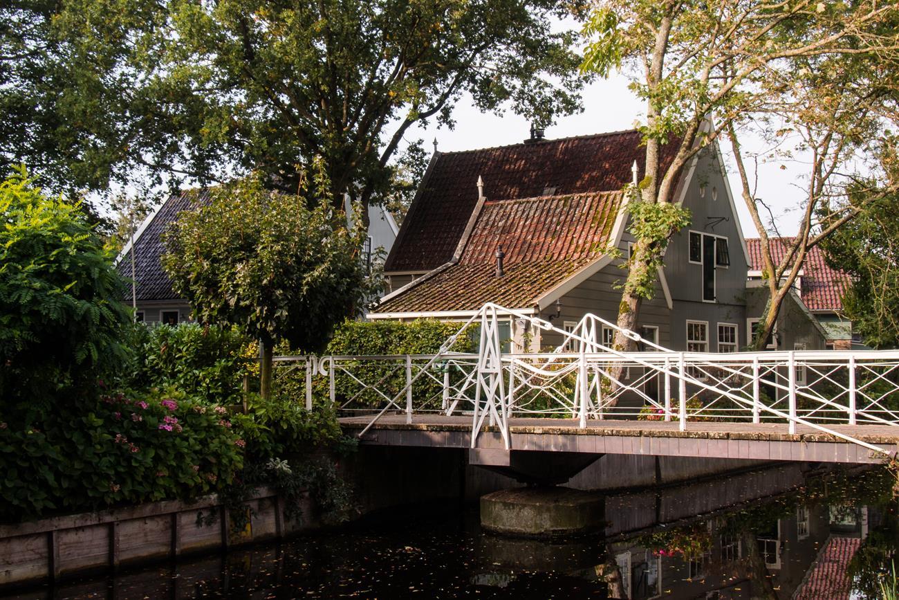 Broek in Waterland - Holandia atrakcje