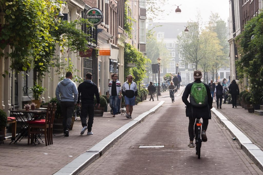 Amsterdam przewodnik, blog podróżniczy