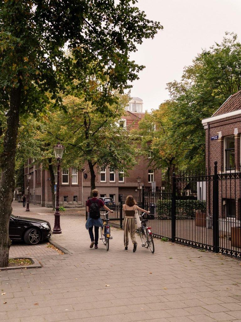 Amsterdam. Co zobaczyć w weekend?