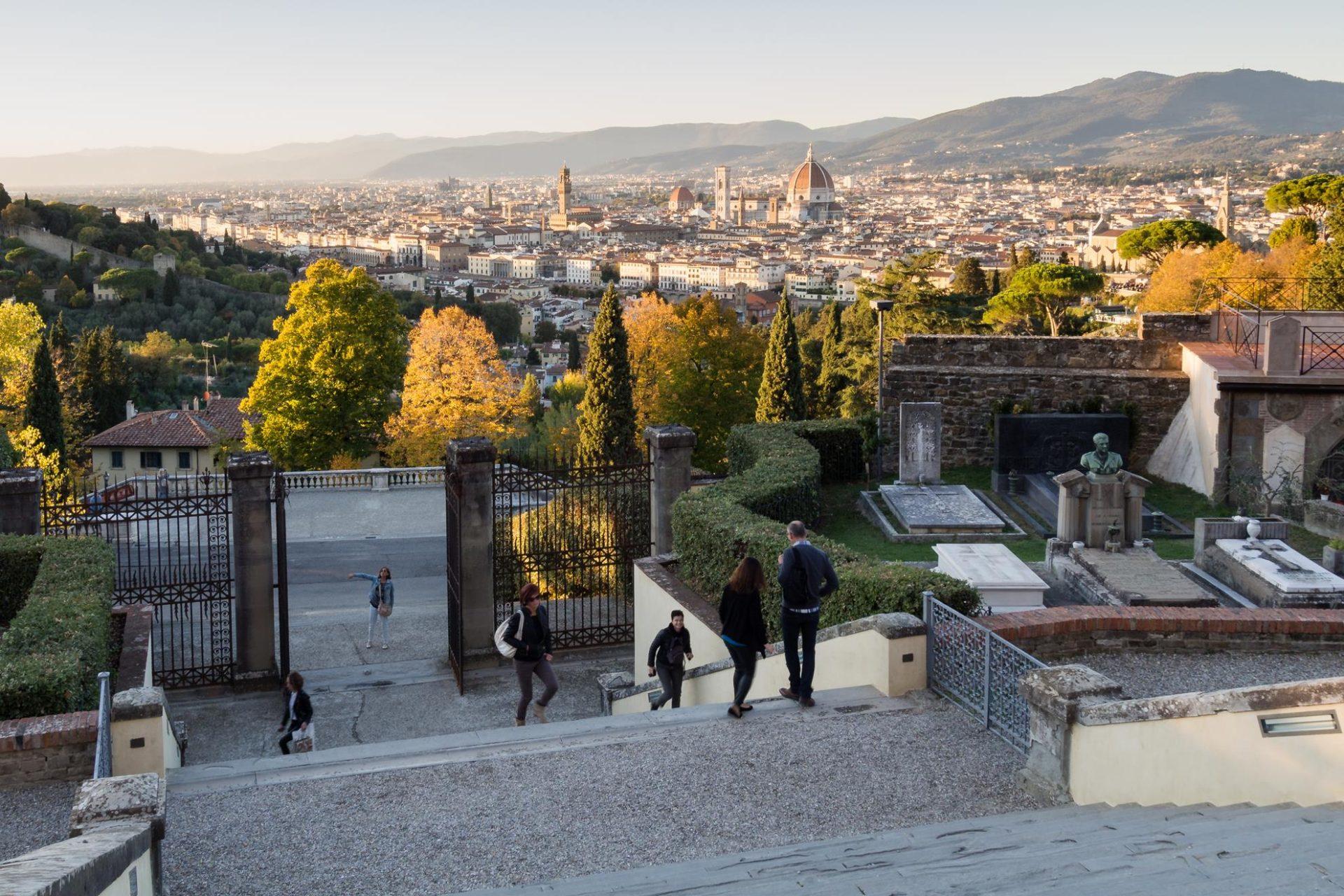 Florencja blog podróżniczy
