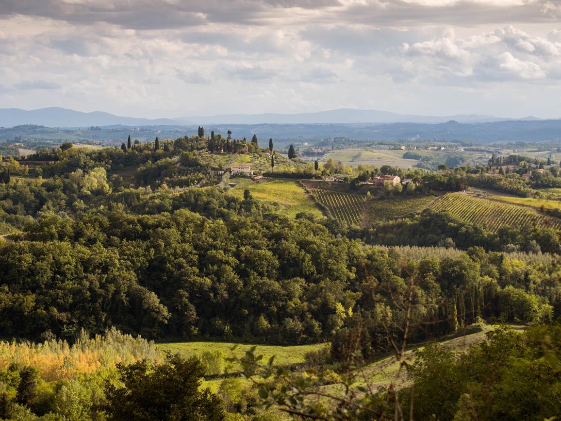 Toskania - blog podróżniczy