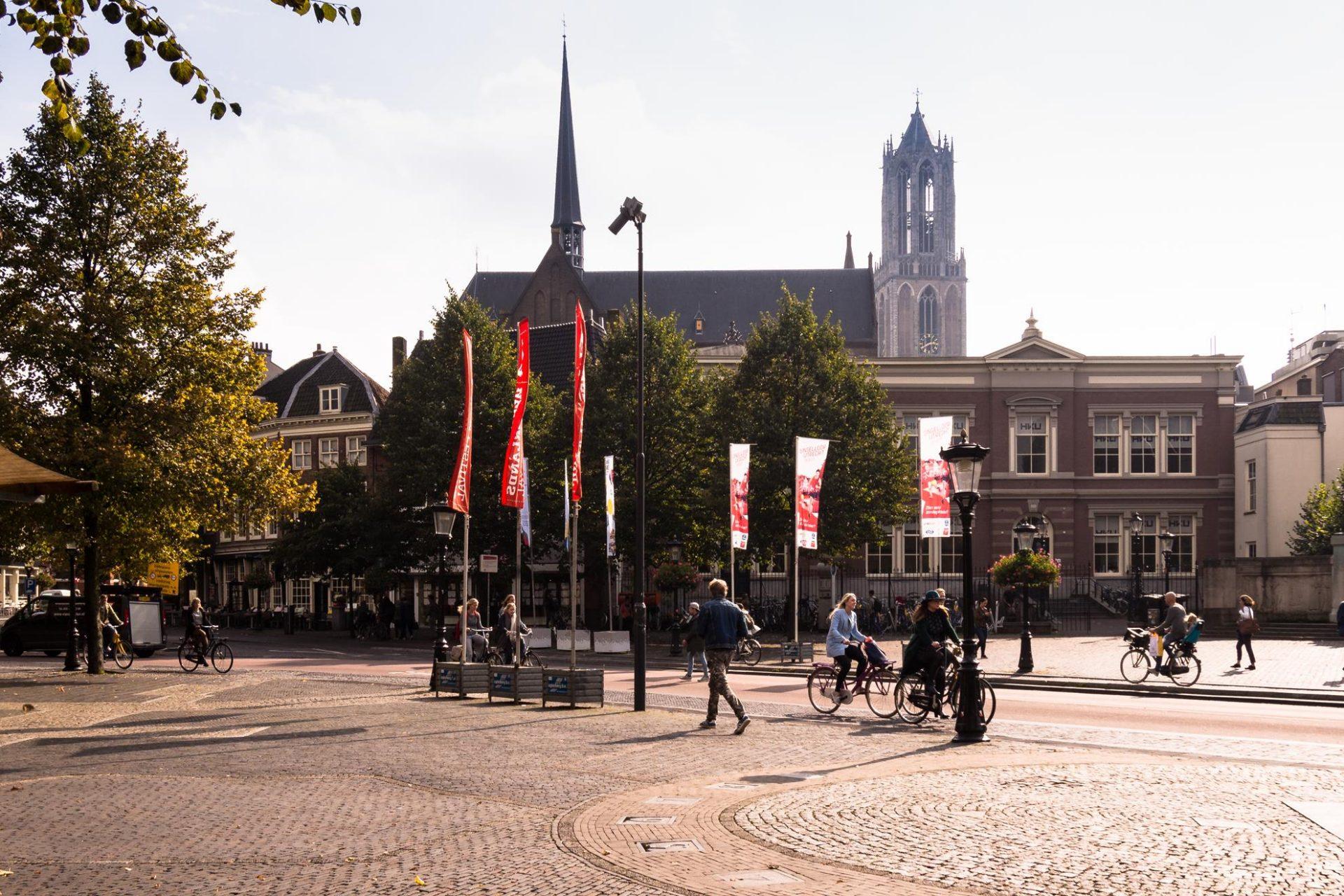 Utrecht blog podróżniczy