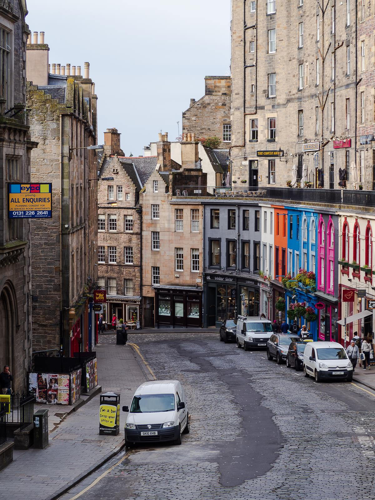 Edynburg ciekawostki