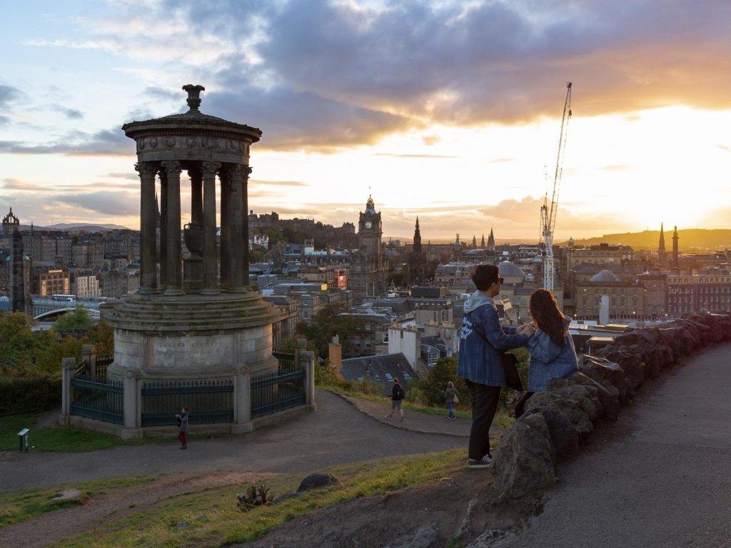 Edynburg przewodnik, blog podróżniczy