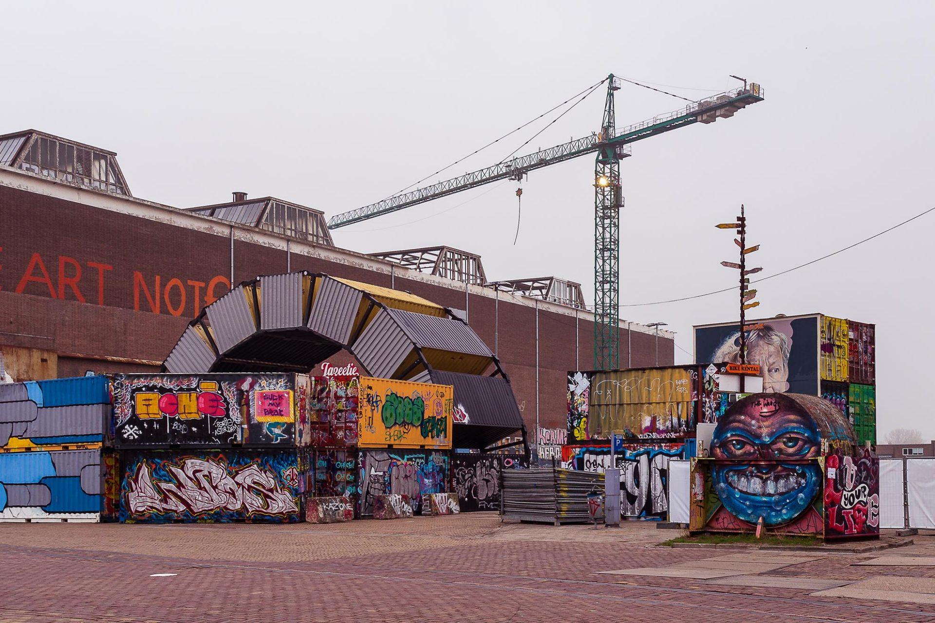 Doki NDSM Amsterdam