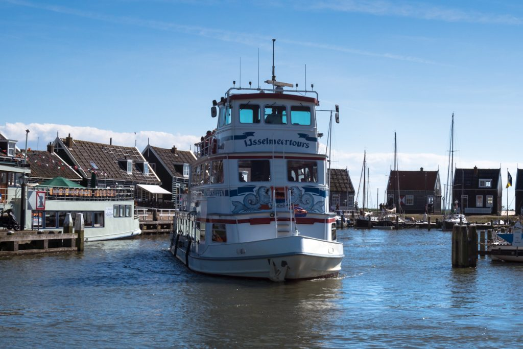 Holandia - co zobaczyć, Volendam i Marken
