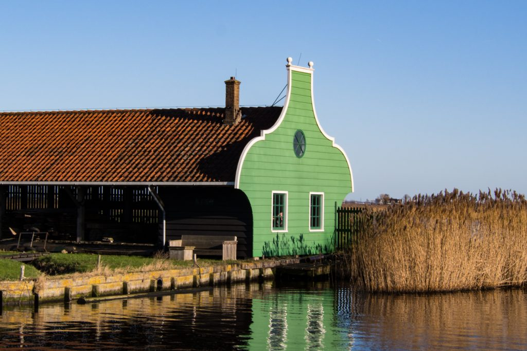Holandia - co zobaczyć, Zaanse Schans
