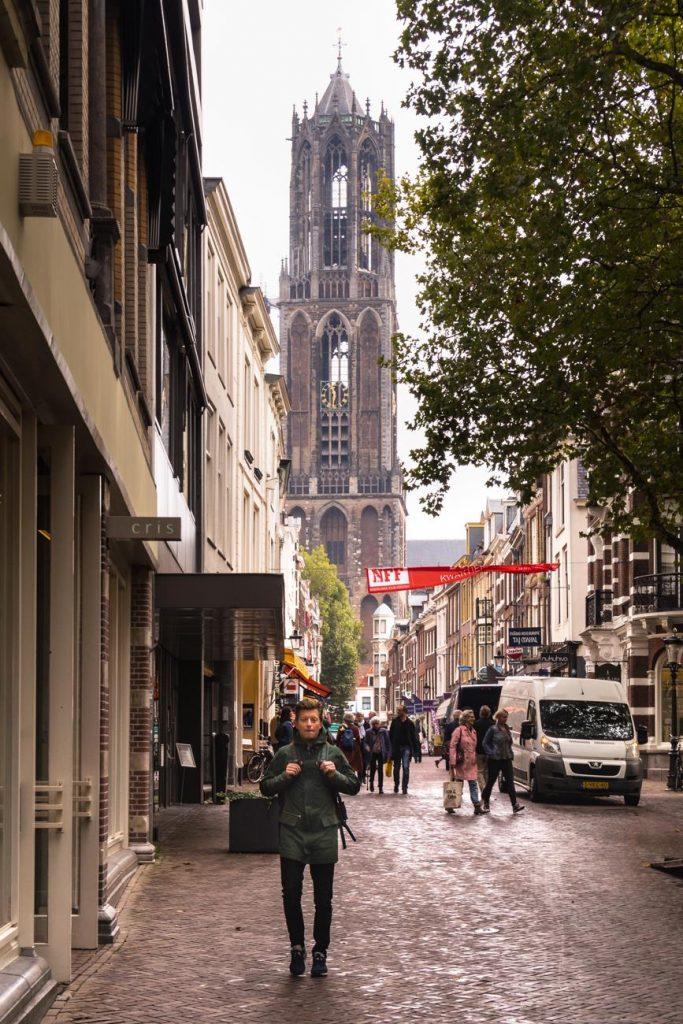 Holandia - co zobaczyć, Utrecht