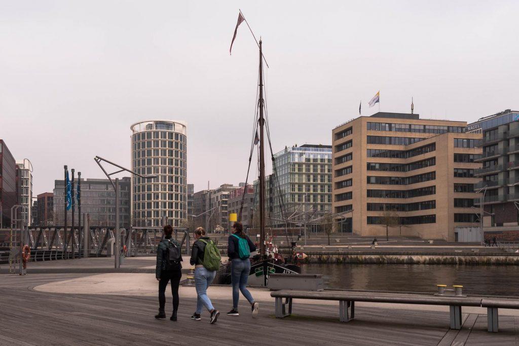 HafenCity - to warto zobaczyć w Hamburgu