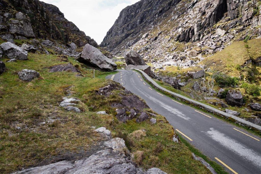 gap of dunloe - Kerry Irlandia ciekawe miejsca