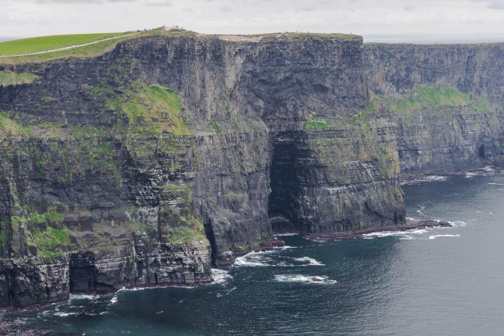 irlandia klify moheru