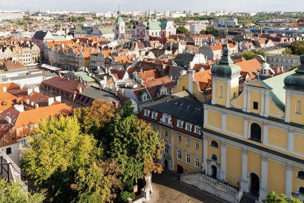 Ciekawe miejsca w Poznaniu