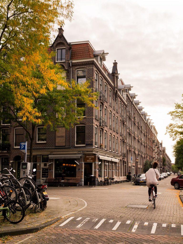 Amsterdam. Co zobaczyć w weekend.