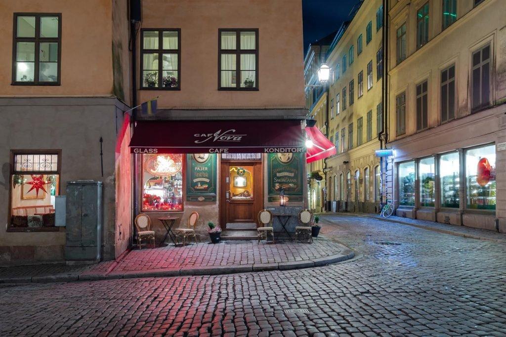 Grudzień w Sztokholmie