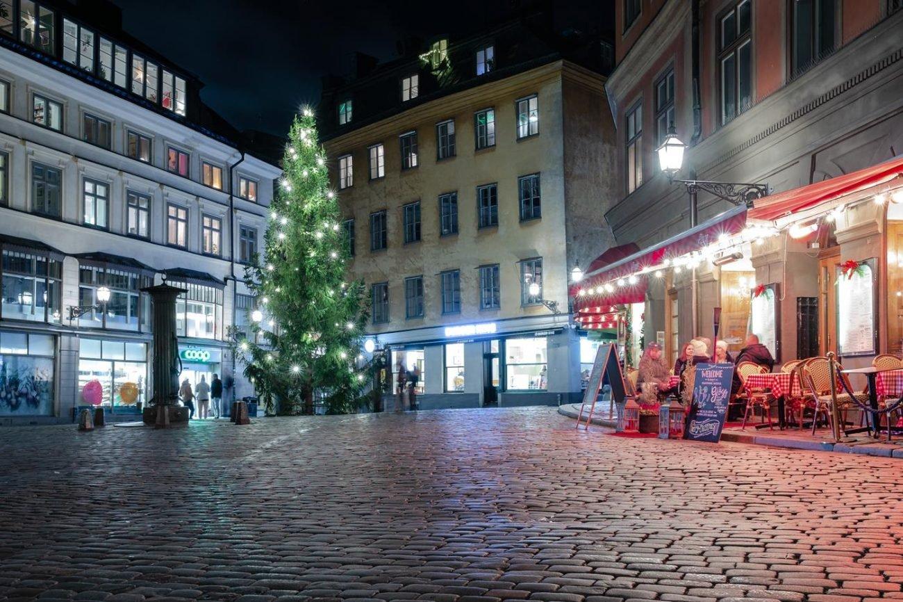 Magiczny Sztokholm