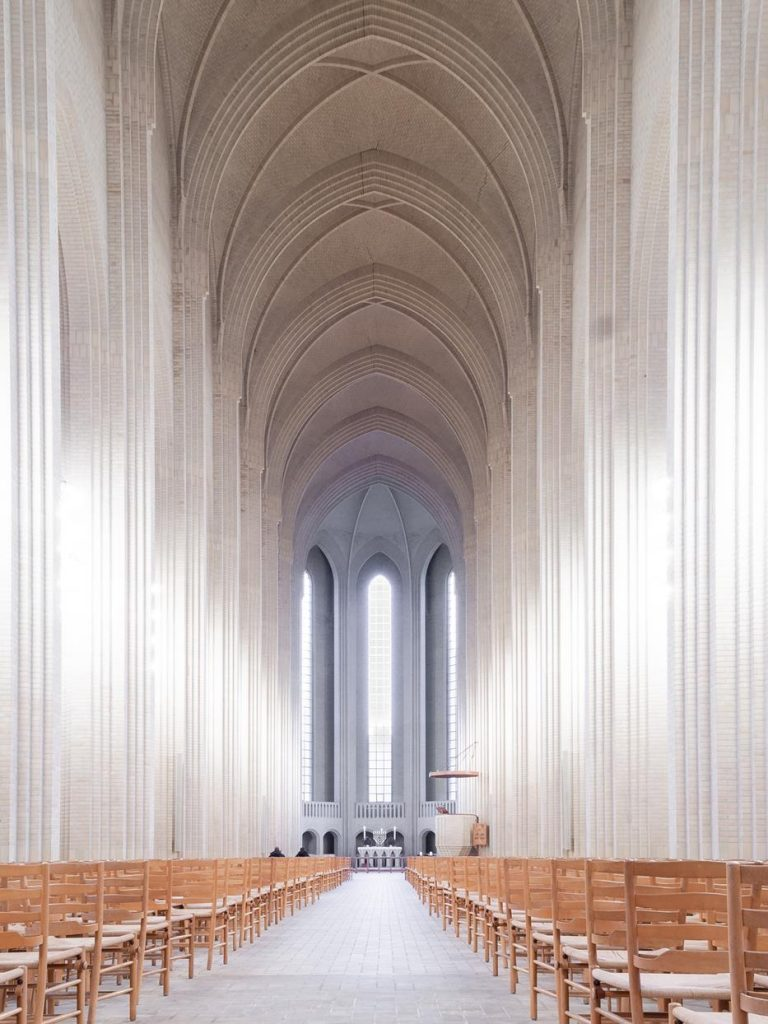 Grundtvigs Kirke w Kopenhadze