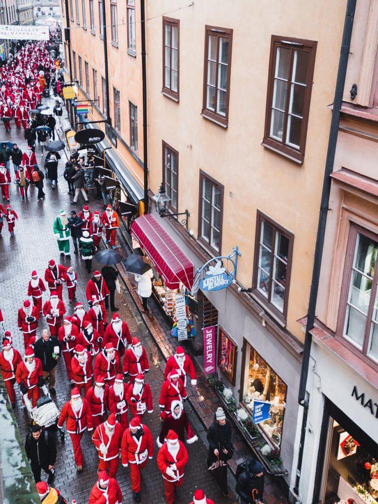Sztokholm grudzień