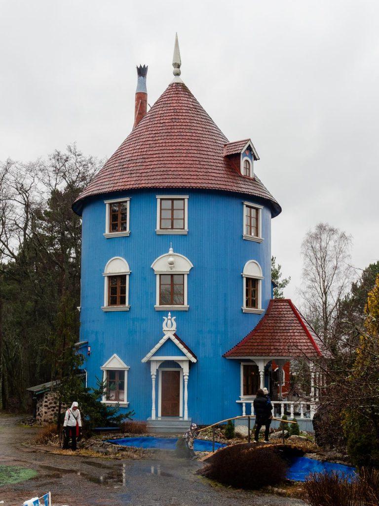 Turku - Dolina Muminków