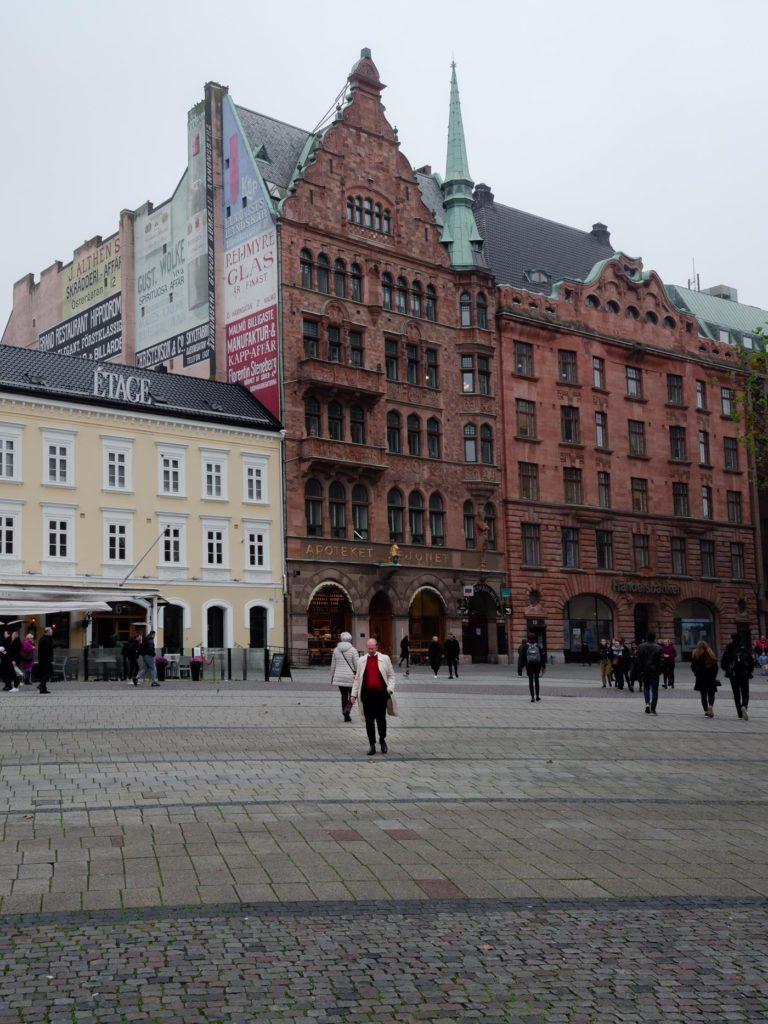 Malmo na weekend z Polski